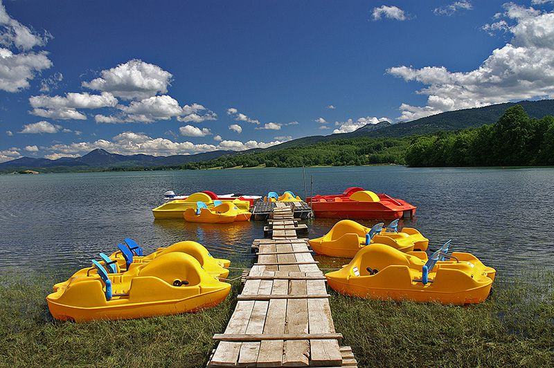 Lake Pedalo