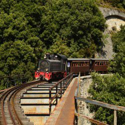 photo of moutzouris train, Bucket List, travel & discover mysterious Greece