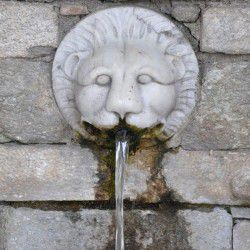 Fountain in Portaria © Mysteriousgreece.com