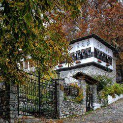 Mansion in Vizitsa © Mysteriousgreece.com
