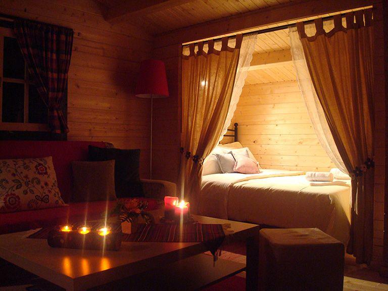 Wildlife Chalet Bedroom