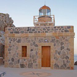 photo of monemvasia light house, One Million Words, travel & discover mysterious Greece