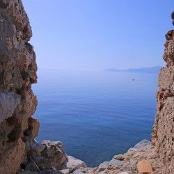 photo of view  to the myrtoan  sea, One Million Words, travel & discover mysterious Greece