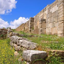 photo of fortified walls, Bucket List, travel & discover mysterious Greece