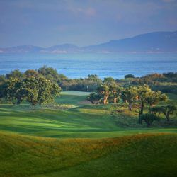 Hole 11 || The Dunes Course © Costa Navarino
