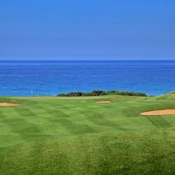 Hole 2 || The Dunes Course © Costa Navarino