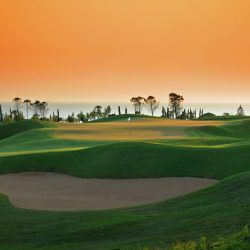 photo of hole  the dunes course, Escapist State of Mind, travel & discover mysterious Greece