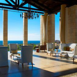 photo of the romanos lobby, Resorts & Villas, travel & discover mysterious Greece