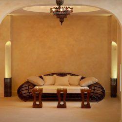 photo of the westin resort costa navarino anazoe spa lobby, Resorts & Villas, travel & discover mysterious Greece