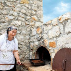 photo of village  traditional cooking, Resorts & Villas, travel & discover mysterious Greece