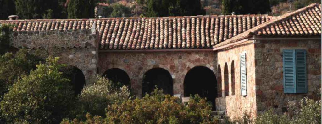 The house of Patrick Leigh Fermor