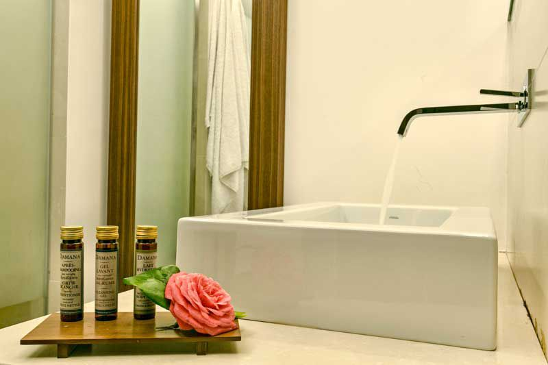 Bathroom at 12 Months Luxury Resort