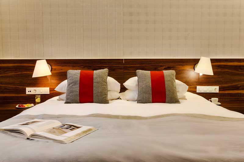 Room at 12 Months Luxury Resort