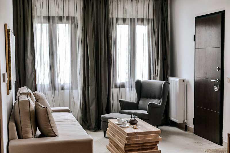 Suite at 12 Months Luxury Resort