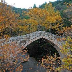 photo of atsilohos  bridge, One Million Words, travel & discover mysterious Greece