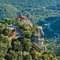 photo of church  in stemnitsa, One Million Words, travel & discover mysterious Greece