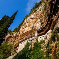 photo of prodromos  monastery, One Million Words, travel & discover mysterious Greece