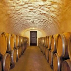 tselepos-wine-cellar