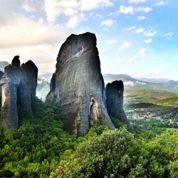 photo of meteora, The Spiritual side of Greece: Revealing it`s 3 most sacred places, travel & discover mysterious Greece