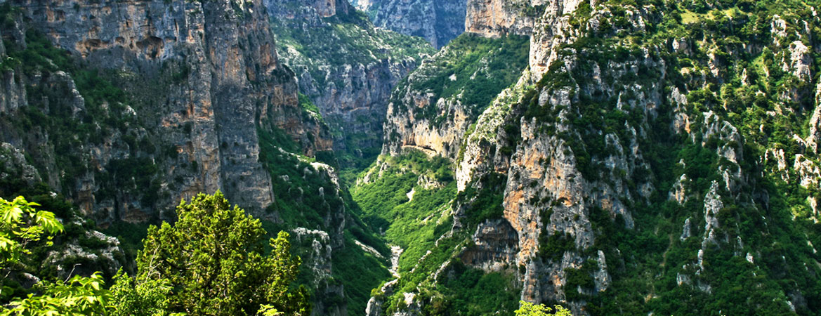 photo of vikos  gorge  by bill higham, 6 Destinations for Nature Lovers, travel & discover mysterious Greece
