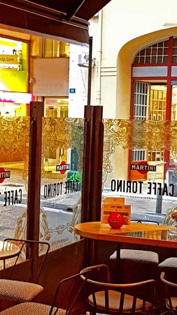 Cafe Torino Athens by Martini