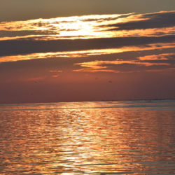 photo of sunset, Thessaloniki, travel & discover mysterious Greece