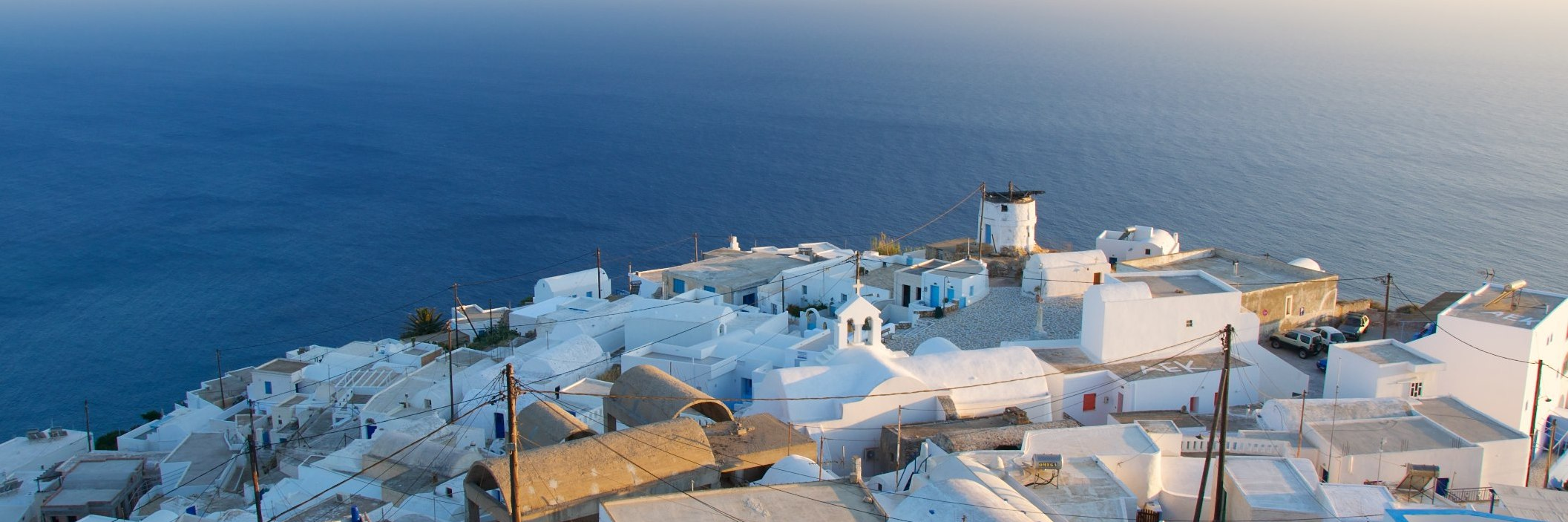 Anafi - The Gibraltar of the Aegean Sea - Travel Guide
