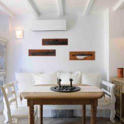 photo of living room at ilivatos villa, Ilivatos Villa: On the edge of the Caldera, travel & discover mysterious Greece