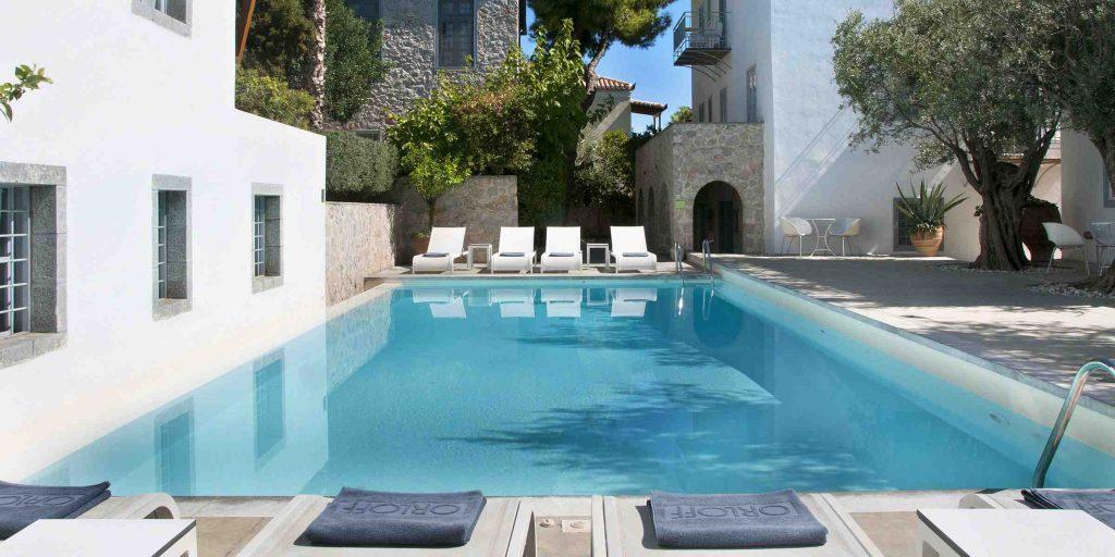 Escape To Orloff Resort Mysterious Greece