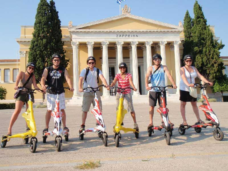 Athens Complete Tour by Scooterise